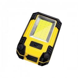 Linterna LED Surfled con Gancho e Imán IP65 + Función Power Bank