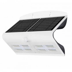 APLIQUE LED SOLAR FLY 6.8W 3000K+6000K CON SENSOR MOVIMIENTO