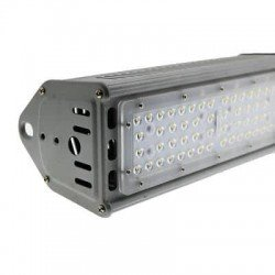 Campana UFO LED Cree 150W 140Lm/w Lente Opal Mean Well 5500
