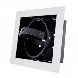 Aro Cardan Individual para Bombilla LED AR111