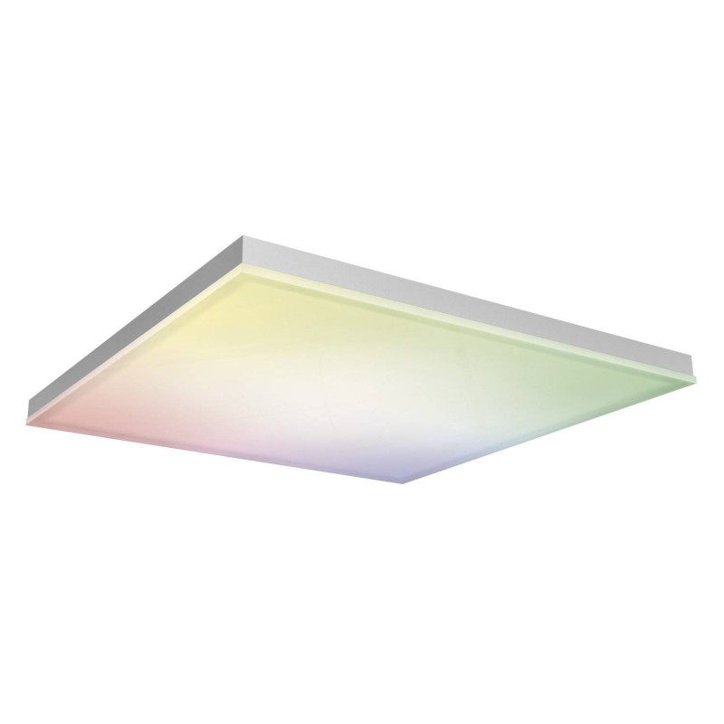PRECIOS IRRESISTIBLES PLAFÓN LED CUADRADO SMART+WIFI LUZ BLANCA REGULABLE + RGB 600X600 3400 LM CCT PARA SUPERFICIES