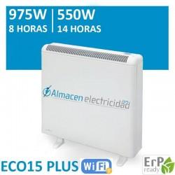 COMPRAR ONLINE ACUMULADOR DE CALOR 975-550W 8-14 HORAS DE CARGA ECO15 PLUS WIFI