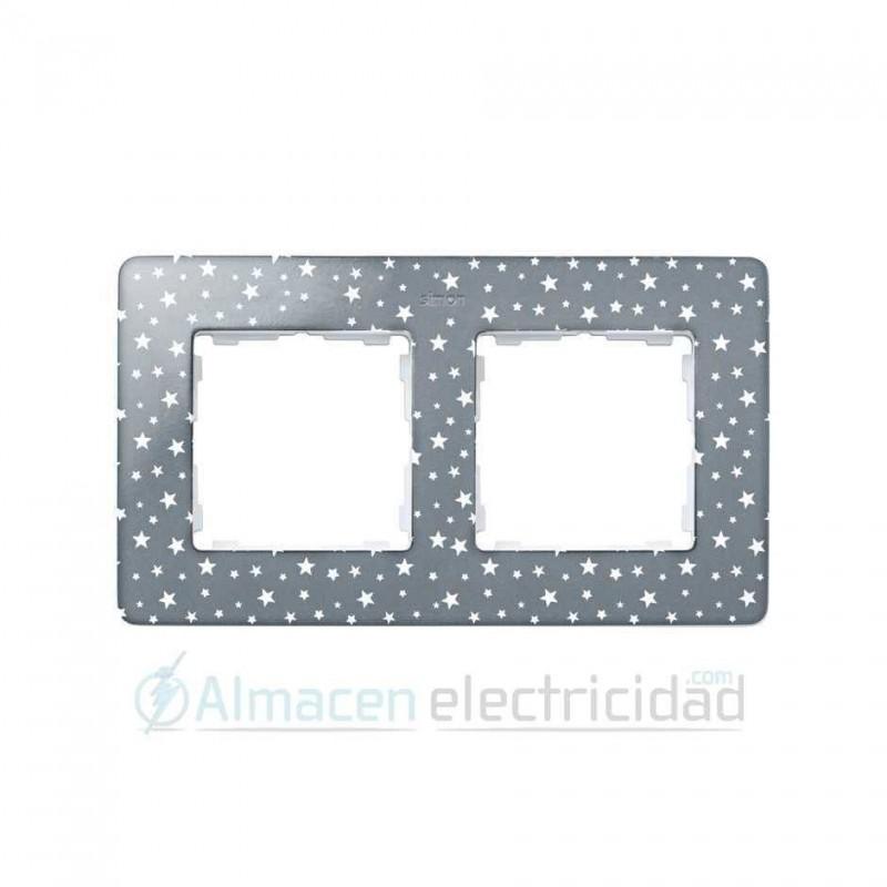 WO KAUFEN FRAME 2 STAR ELEMENTS cool grey simon Detail 82 series