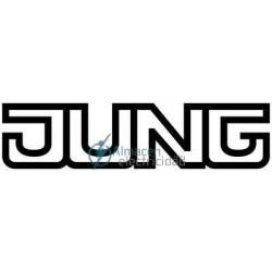 Toma televisión y bajas pérdidas de paso JUNG 5227