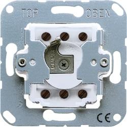 Mecanismo para persiana a llave con protección contra desmontaje