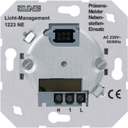 Mecanismo auxiliar a3hilos para conmutadores JUNG 1223 NE