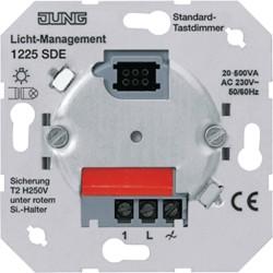 Dimmer sensor estándar hasta 500W JUNG 1225 SDE