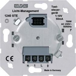 Regulador fluorescencia de 1 a 10V JUNG 1240 STE