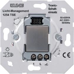 Mecanismo interruptor electrónico silencioso JUNG 1254 TSE