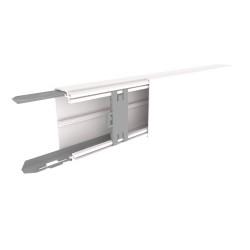 CANAL AISLANTE BLANCO UNEX 40X90 EN PVC, PRECIO X METRO