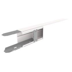 CANAL AISLANTE BLANCO UNEX 60X90 EN PVC, PRECIO X METRO