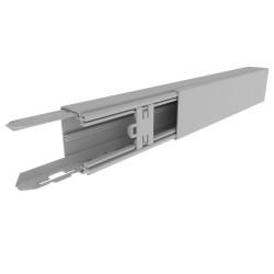 CANAL AISLANTE GRIS UNEX 40X60 EN PVC, PRECIO X METRO