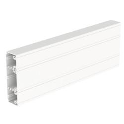 CANAL 3 TAPAS BLANCO UNEX 50X170 EN PVC, PRECIO X METRO
