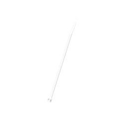 Brida para uso interior blanca 2,5x190 UNEX