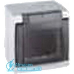 CAJA DOBLE HORIZONTAL IP55