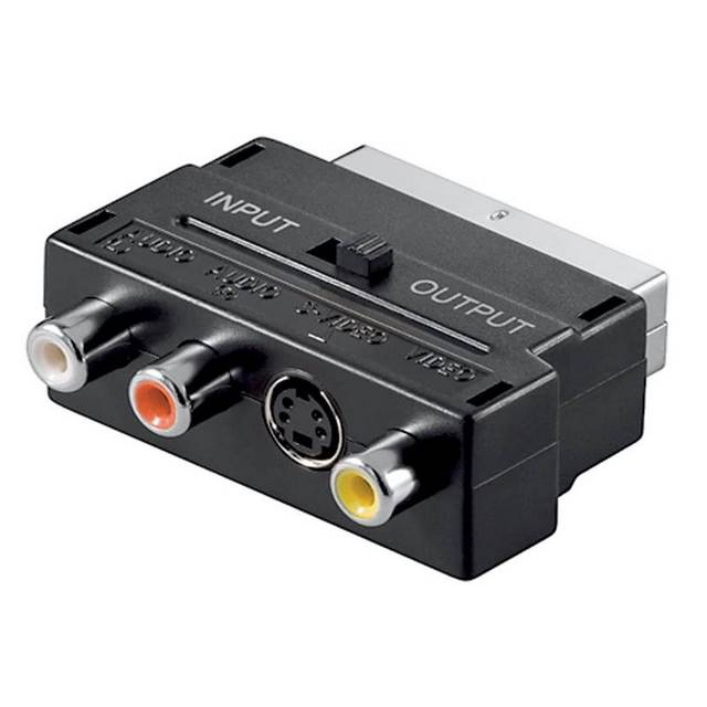 CONECTOR SCART
