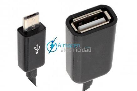 CABLE USB OTG