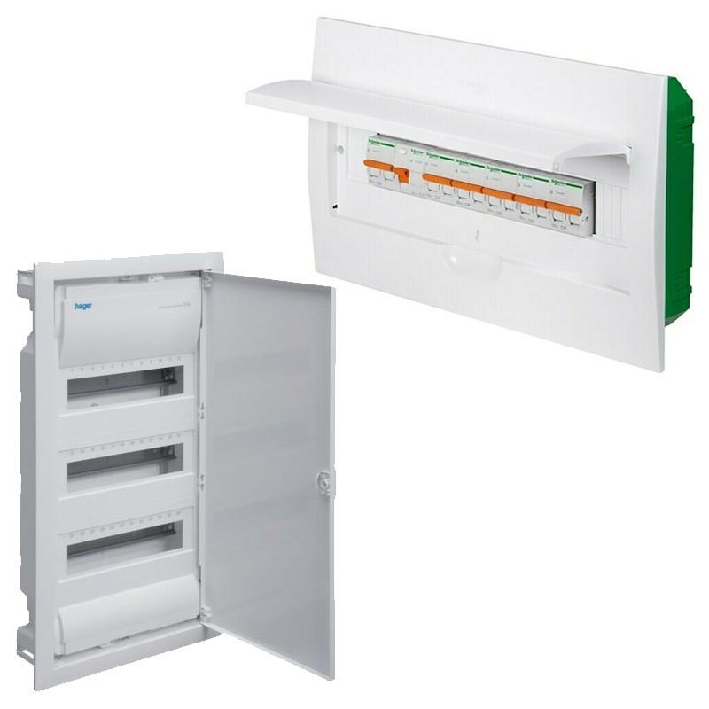 CUADROS EMPOTRAR PVC