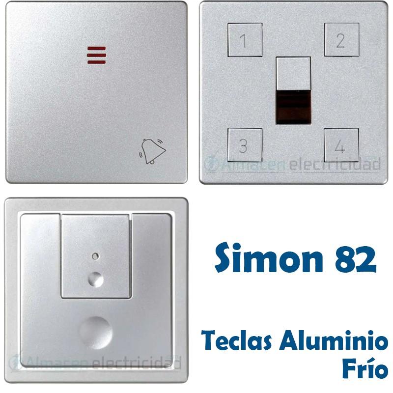 SIMON 82 DETAIL-TECLAS