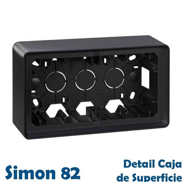 SIMON 82 DETAIL-CAJA SUPERFICIE