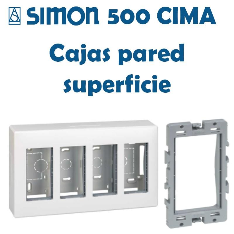 SIMON 500 CIMA CAJAS SUPERFICIE