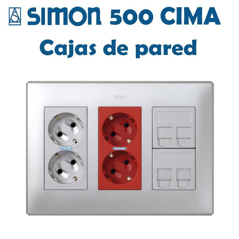 500 CIMA CAJAS DE PARED