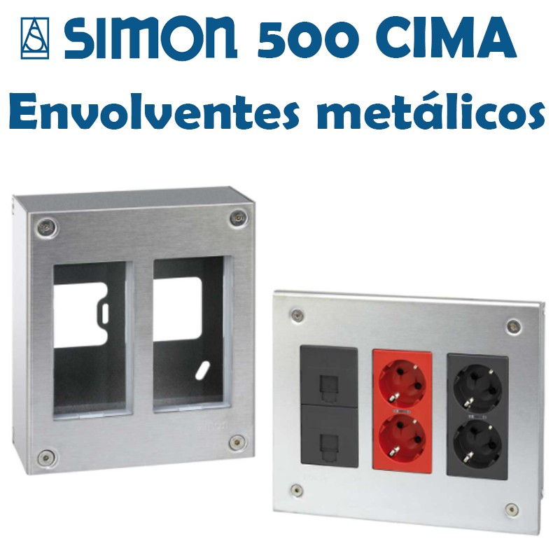 500 CIMA ENVOLVENTES METÁLICOS