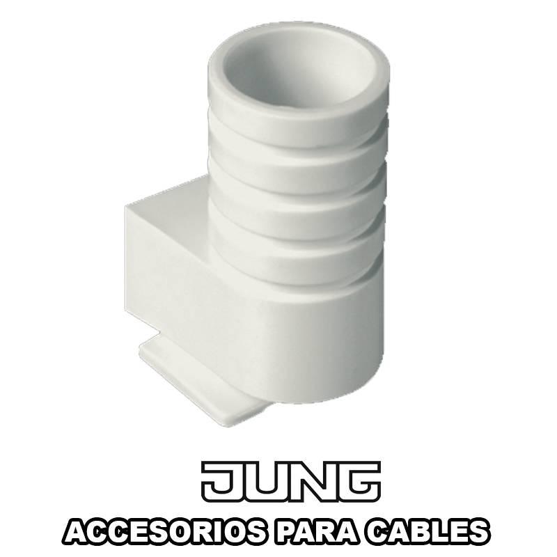 JUNG-ACCESORIOS CABLES/TUBOS