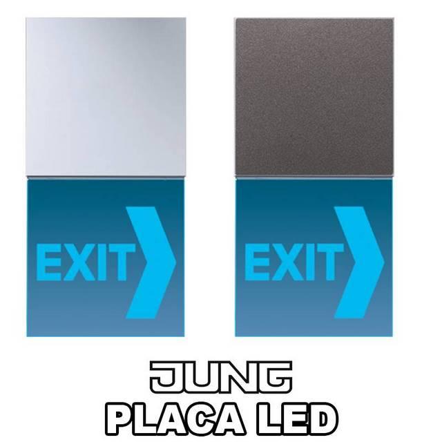 JUNG-PLACA LED