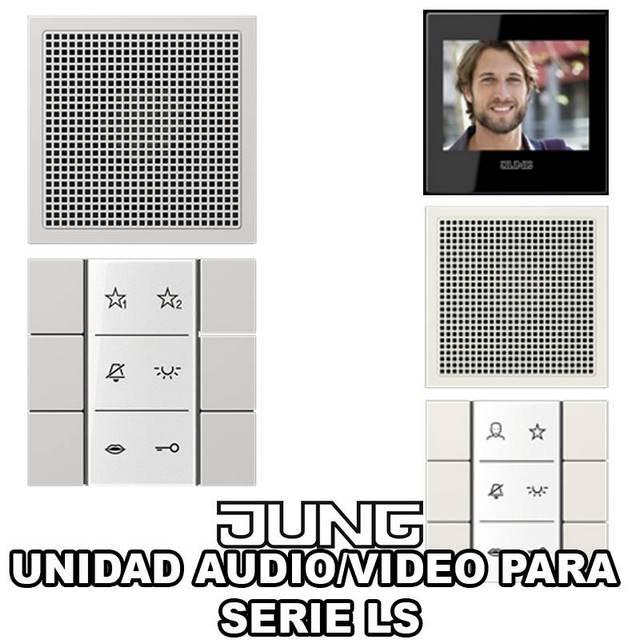 JUNG-UNIDAD AUDIO-VIDEO LS