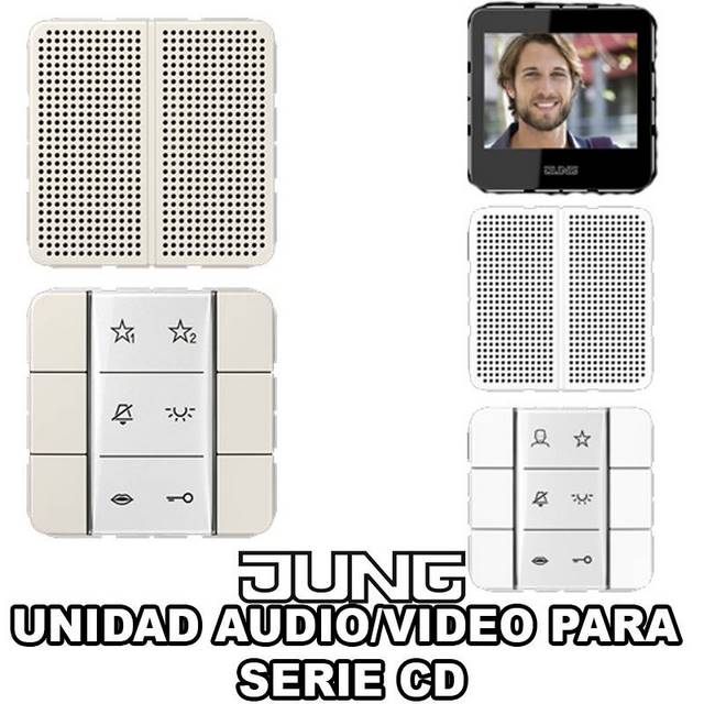 JUNG-UNIDAD AUDIO-VIDEO CD