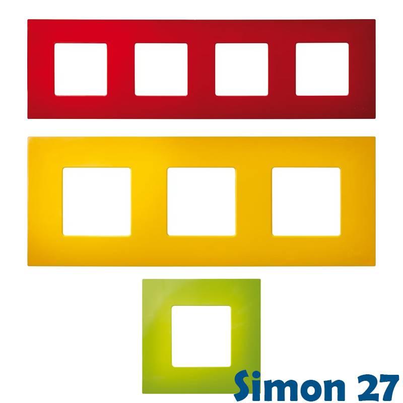 simon 27 colores
