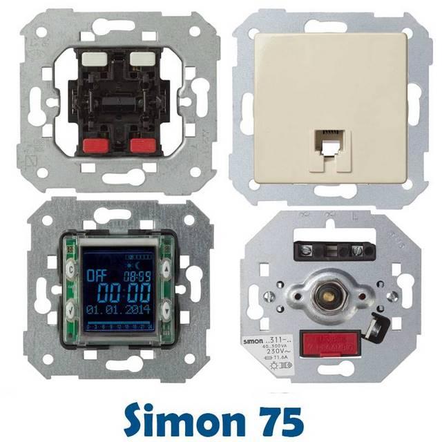 MECANISMO SIMON 75