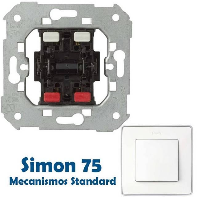 SIMON 75 MECANISMOS STANDAR
