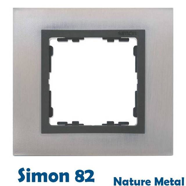 SIMON 82 NATURE METAL