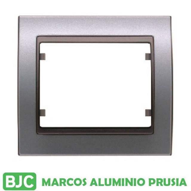MARCO ALUMINIO PRUSIA