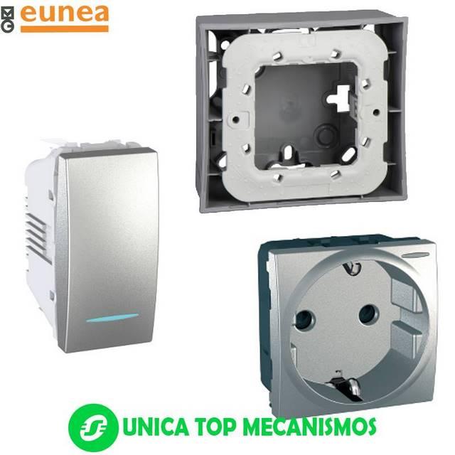 EUNEA UNICA TOP-MECANISMOS