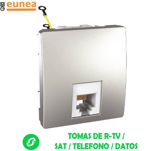 TOMAS DE R-TV / SAT / TELEFONO / DATOS