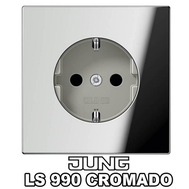 LS 990 Cromado brillante