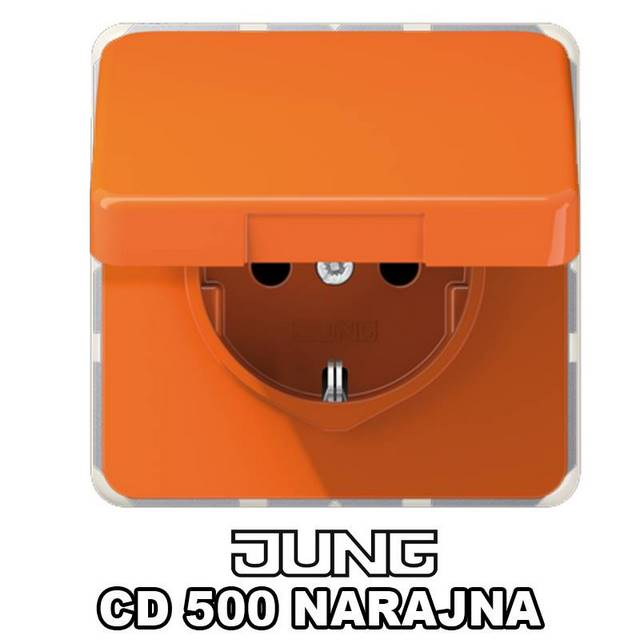 CD 500 Naranja