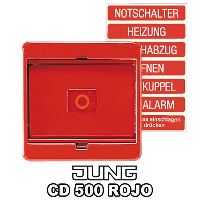 CD 500 Rojo