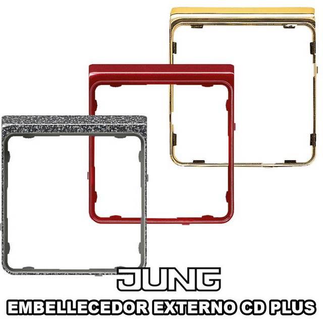 CD Plus EMBELLECEDOR EXTERNO
