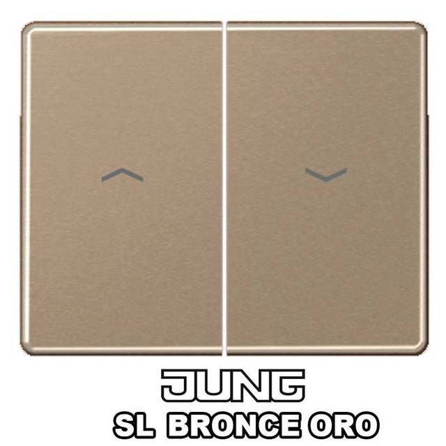 JUNG SL BRONCE ORO