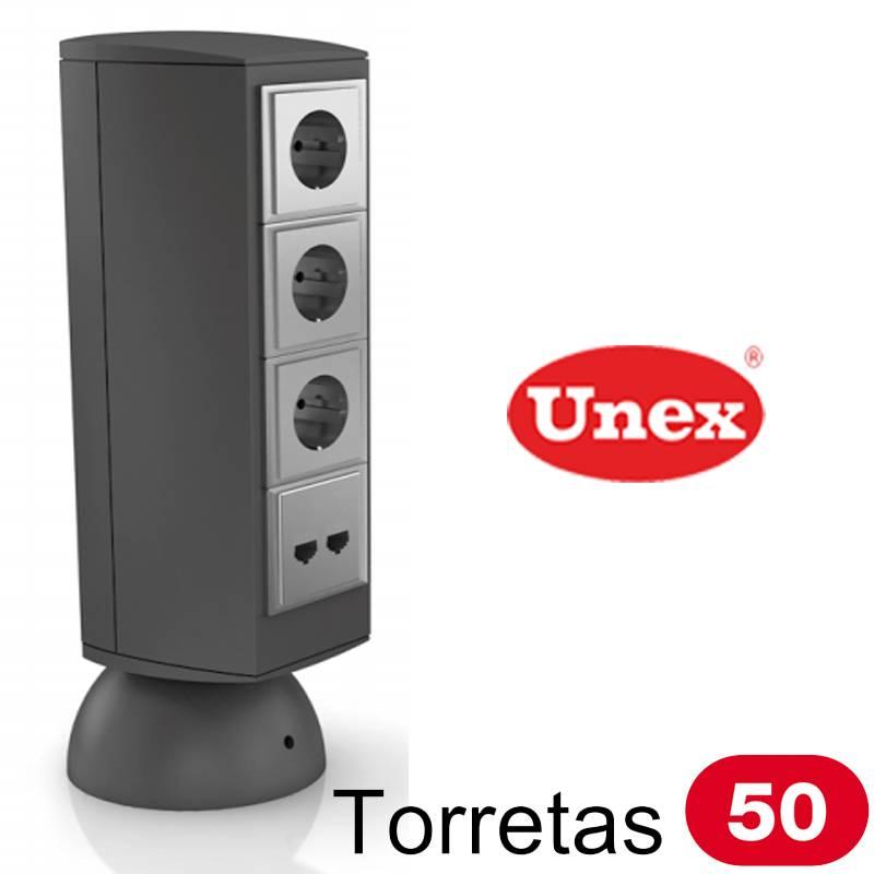 UNEX 50 TORRETAS