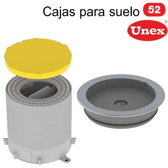 UNEX 52 CAJA SUELO