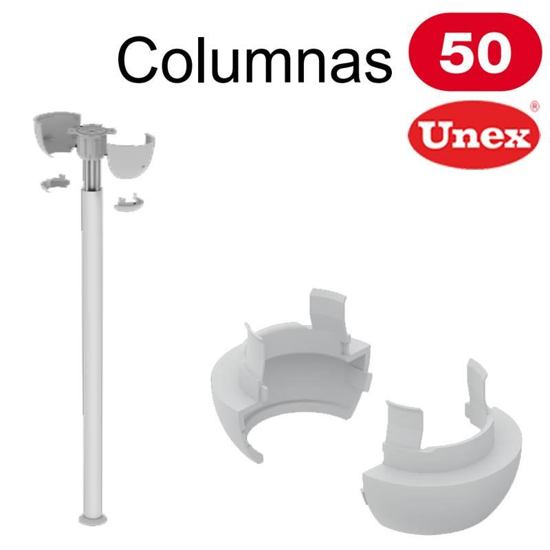 UNEX 50 COLUMNAS