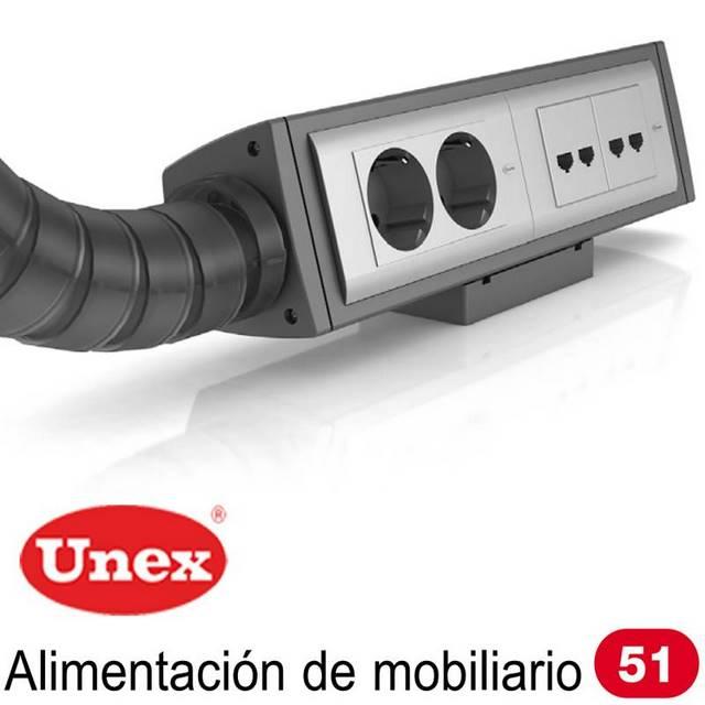 UNEX 51 ALIMENT. MOBILIARIO