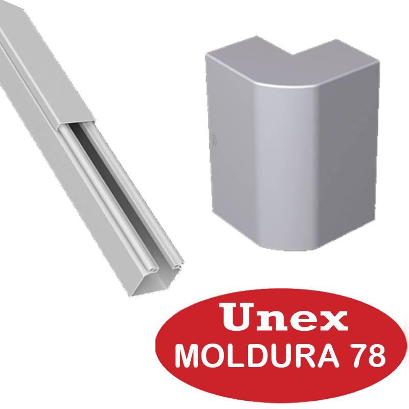UNEX 78 MOLDURAS