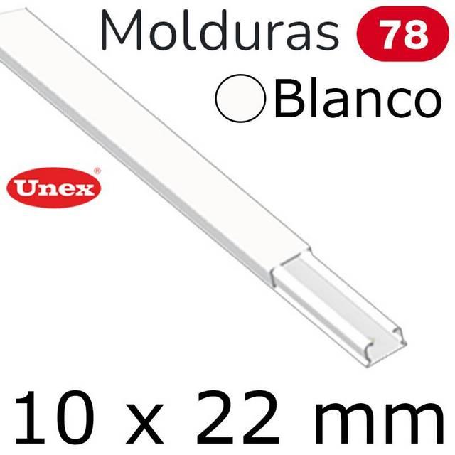 10 x 22 mm