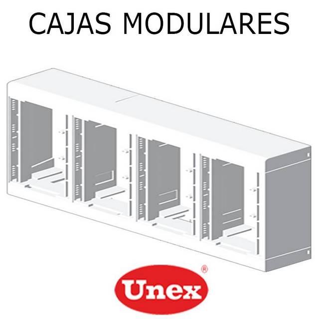 UNEX 85 CAJAS MODULARES